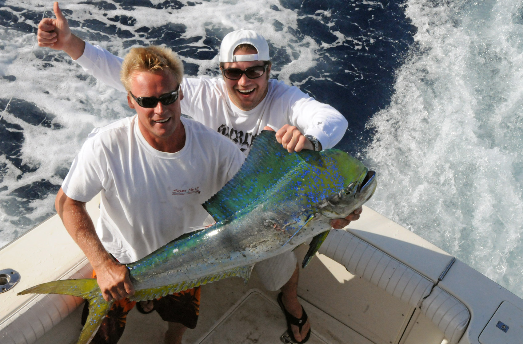 Maui Sport Fishing Catch Mahi